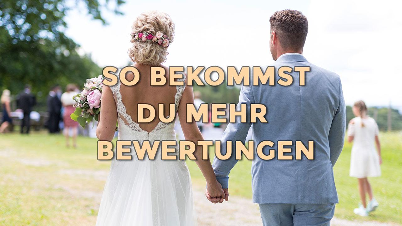 Bewertungen Brautpaare