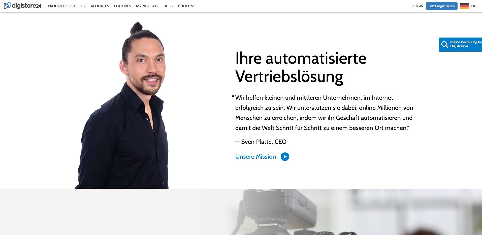 Produkte online verkaufen als Fotograf